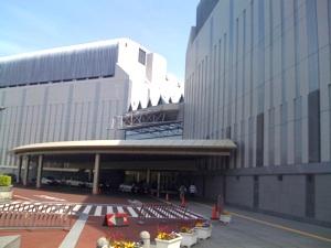 WCAN x CSS nite 2009 Spring : 名古屋国際会議場入り口