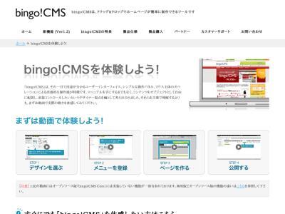 bingo!CMS