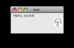 JavaアプレットとJavaアプリケーション、2本同時でいきます!(Java連続集中ネタその2)