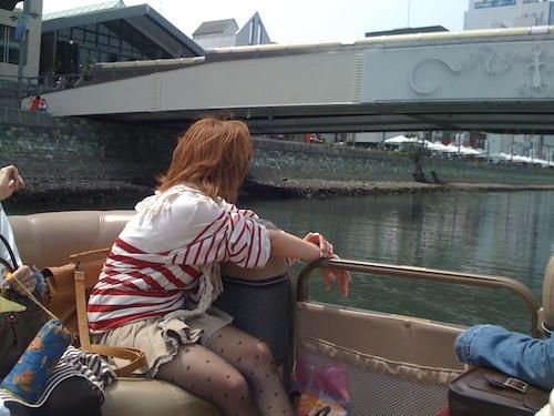 マチ☆アソビ 橋の下美術館01 ポッポ街商店街