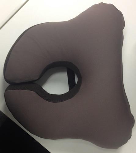 ロフテー 国産 H&O シリーズ デスクピロー (仮眠用机枕)