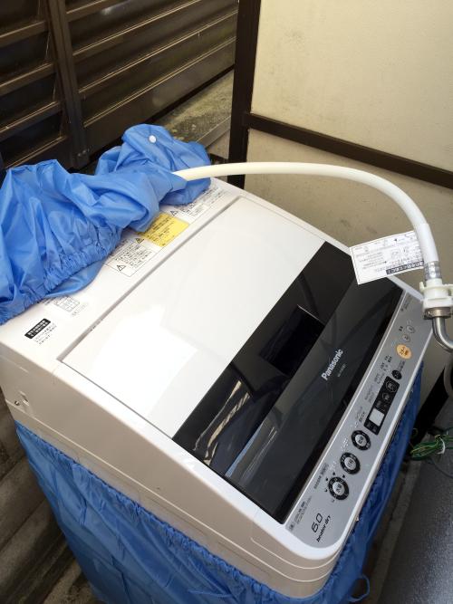 PANASONICの洗濯乾燥機NA-FV60B3