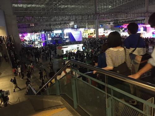 東京ゲームショー2018の中