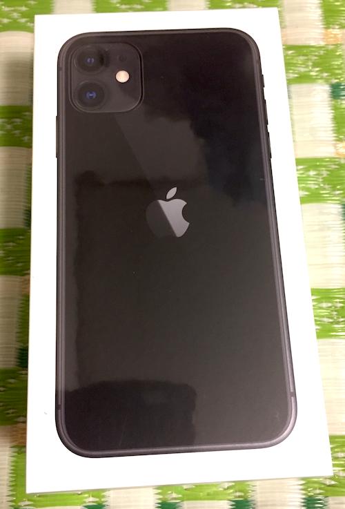 iPhone11化粧箱